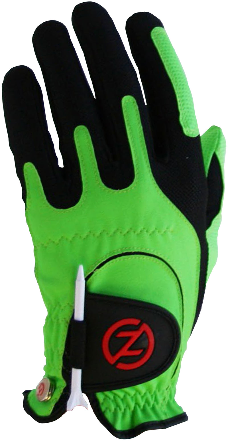Zero Friction - Lime - Apparelly Gloves