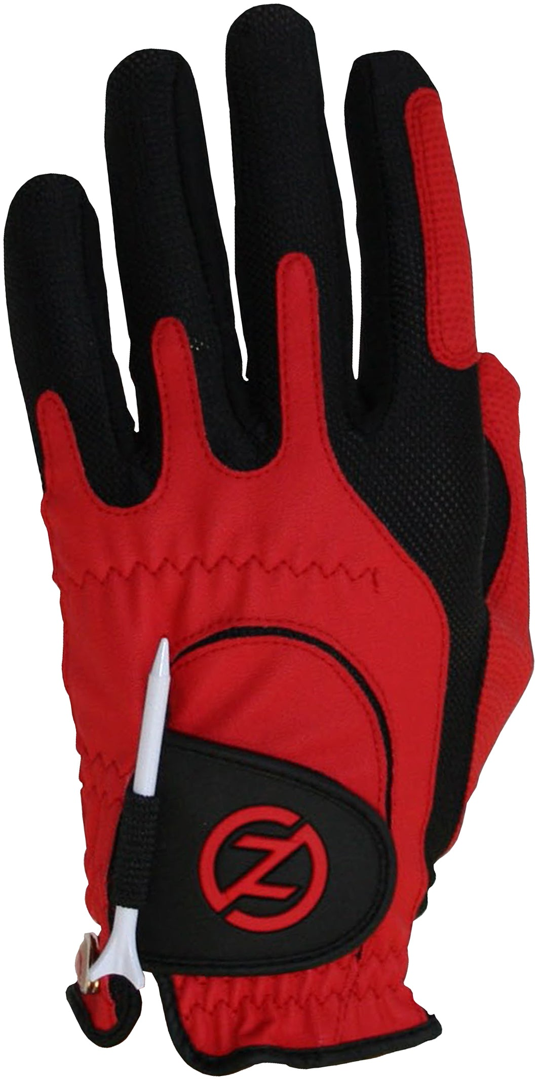 Zero Friction - Red - Apparelly Gloves