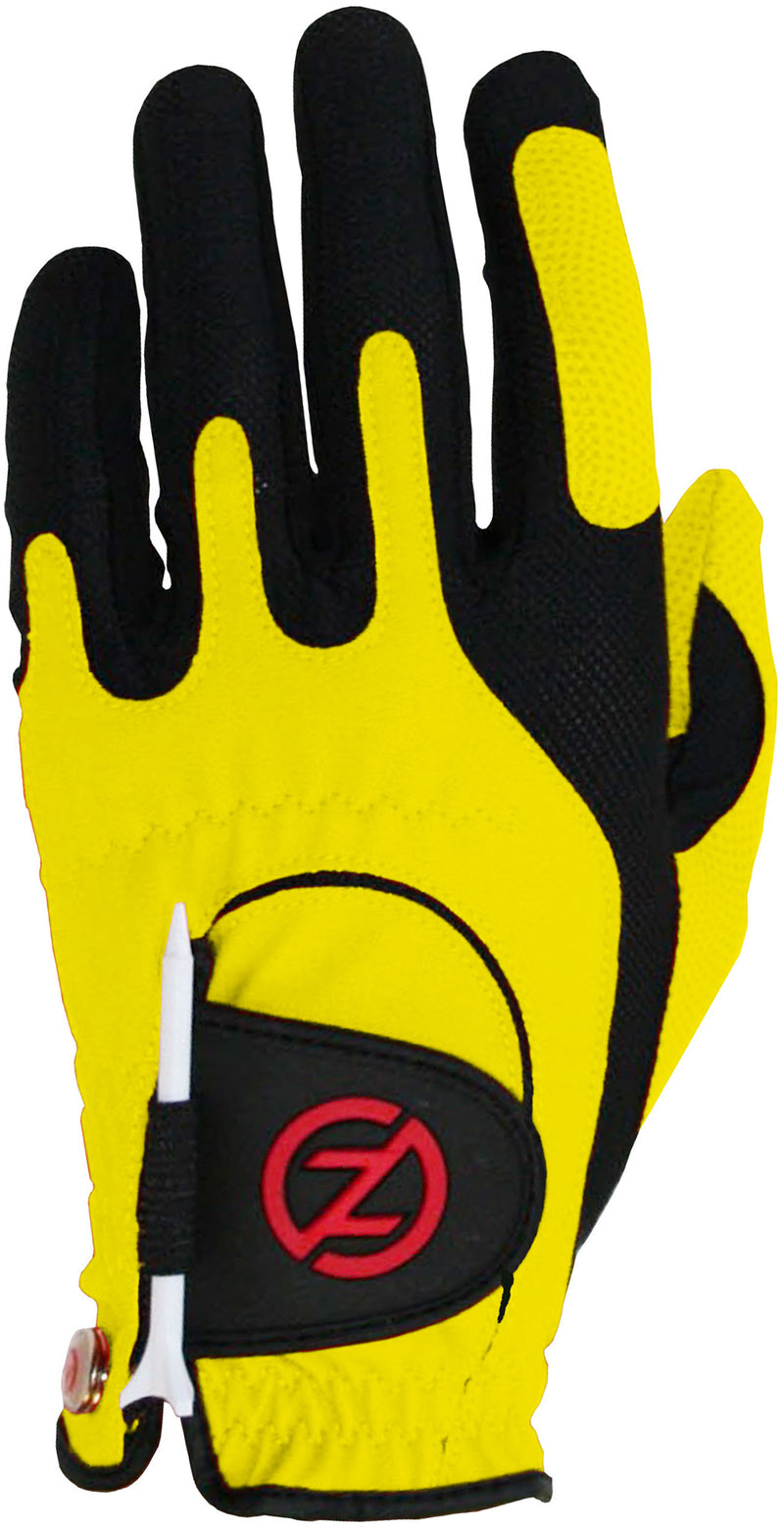 Zero Friction - Yellow - Apparelly Gloves