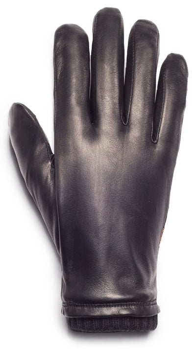 Honns Oliver Black Gloves