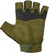 Highlander - Raptor Fingerless - Olive