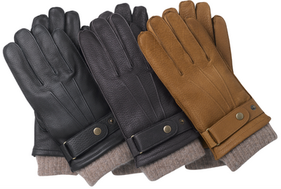Southcombe - Reeves - Black - Apparelly Gloves