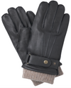 Southcombe Reeve Black Gloves