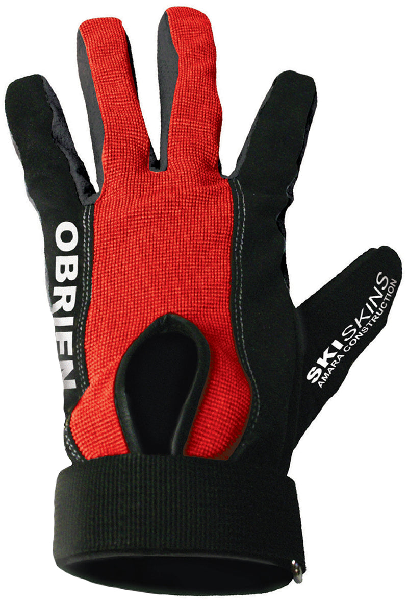 OBRIEN - SKI SKINS - BLACK/RED