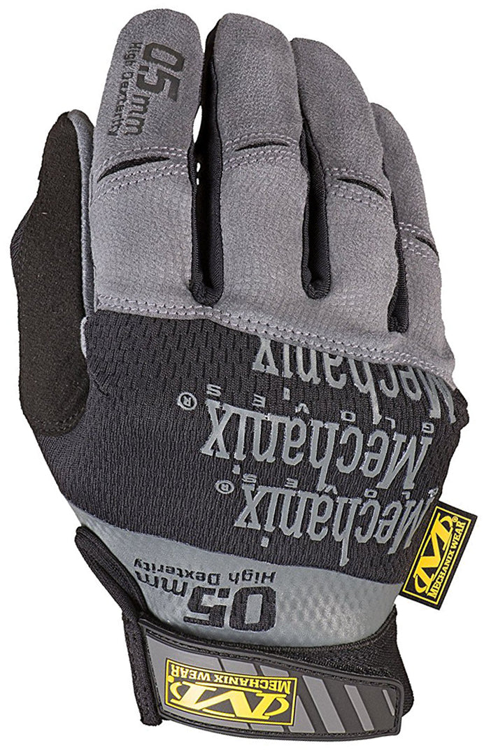 Mechanix Wear - Specialty 0.5mm - Black - Apparelly Gloves