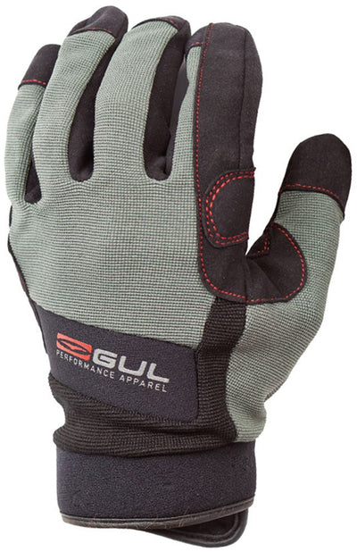 GUL - SUMMER FULL FINGER - GREY