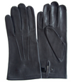 Southcombe Plain Uniform Black Gloves