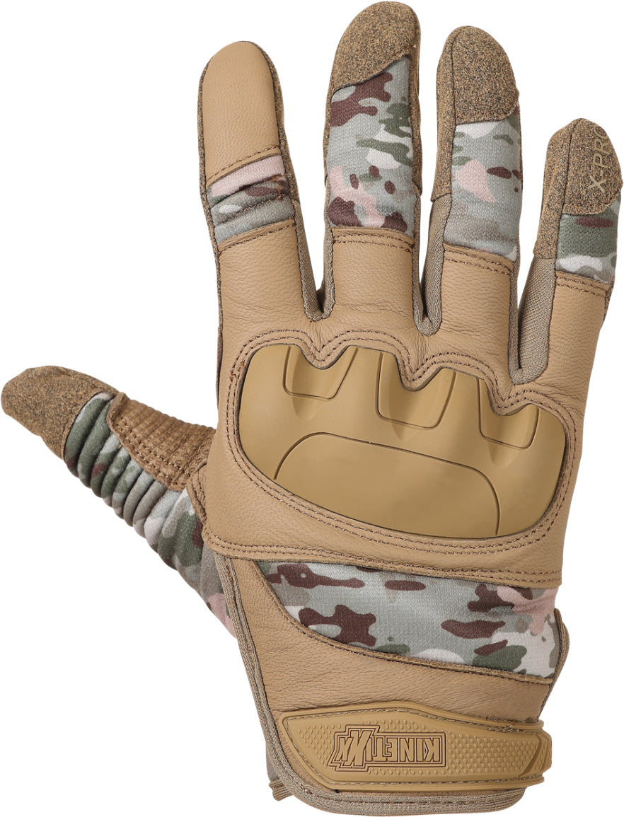 KinetiXx - X-Pro - Camouflage - Apparelly Gloves
