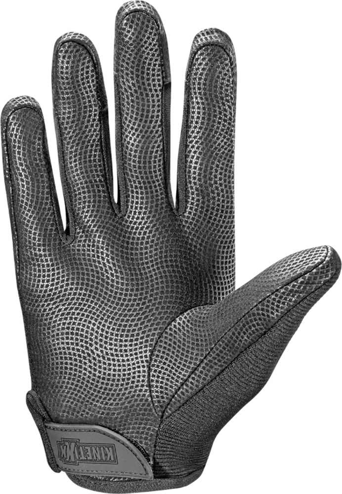 KinetiXx X-Sirex Black Gloves