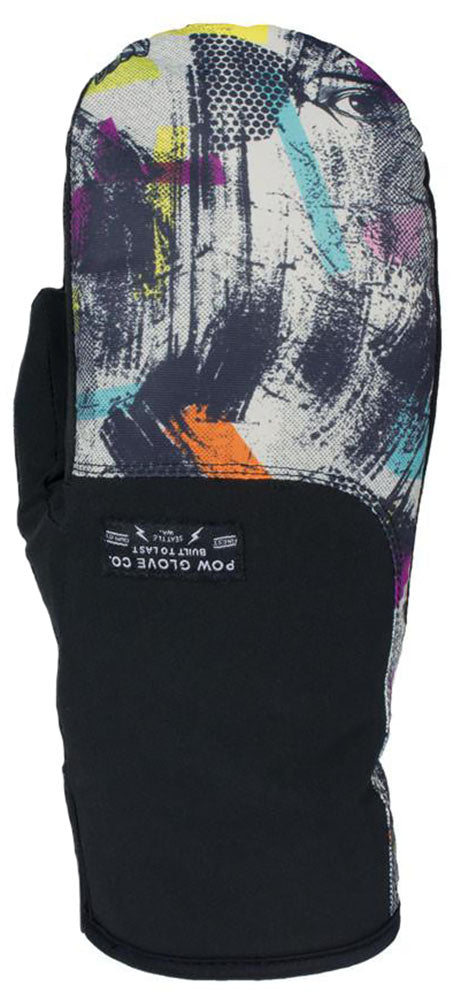 POW - Zero Mitt - Collage - Apparelly Gloves