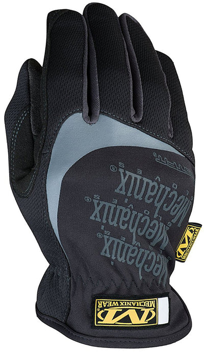 Mechanix Wear - Fast Fit - Black - Apparelly Gloves