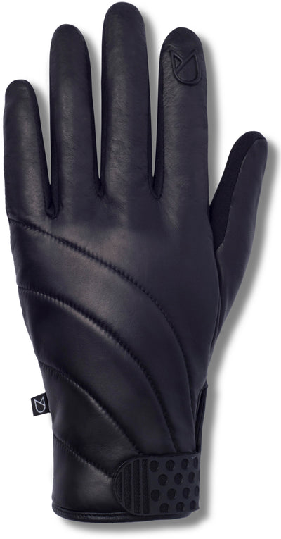 Underhanded Boomer Black Gloves