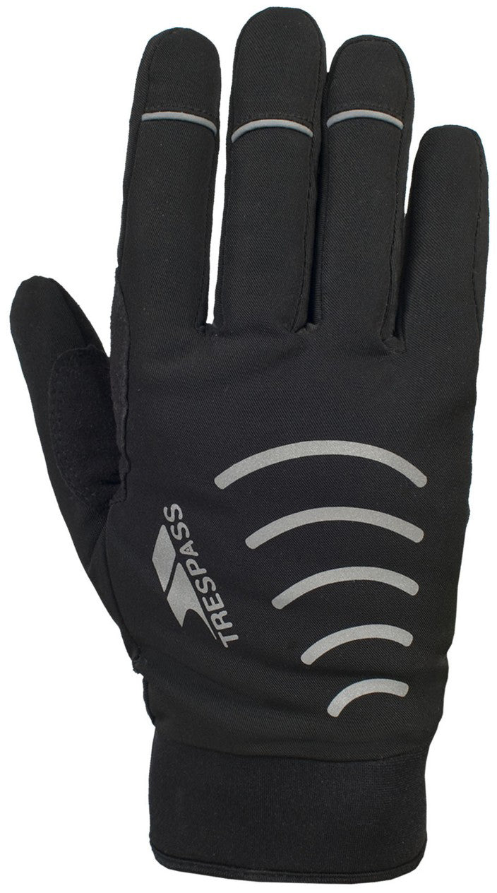 Trespass - Crossover - Black - Apparelly Gloves