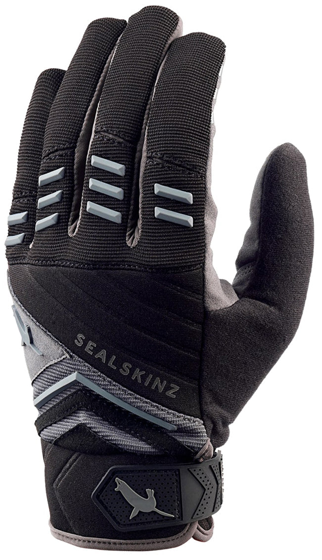 Sealskinz - Dragon Eye Trail - Black/Grey - Apparelly Gloves