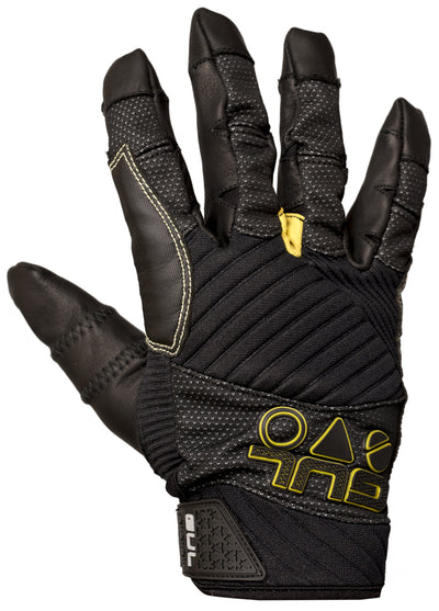 GUL - EVO PRO FULL FINGER - BLACK
