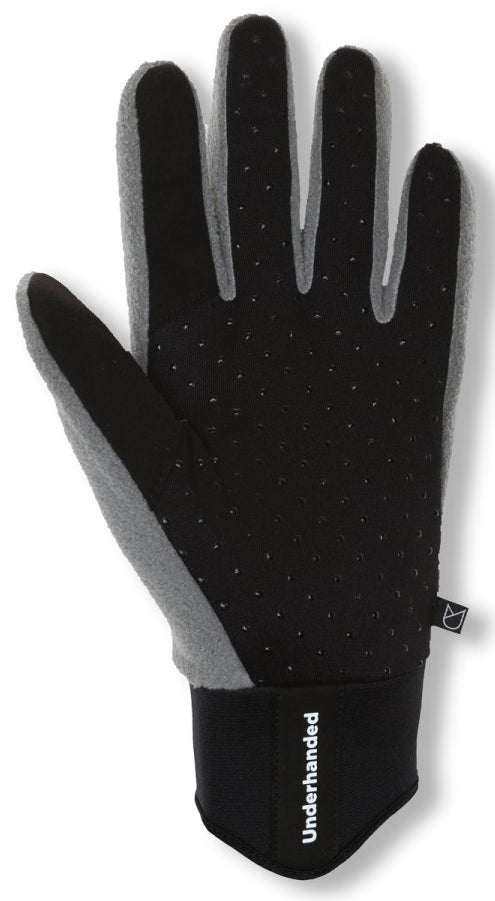 Underhanded DUO Grey Gloves