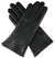 Dents - Isabelle - Black - Apparelly Gloves