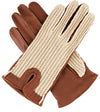 Dents - Kelly - Cognac - Apparelly Gloves