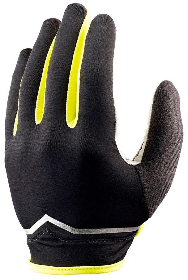 Sealskinz - Madeleine Classic - Black/Hi Viz Yellow - Apparelly Gloves
