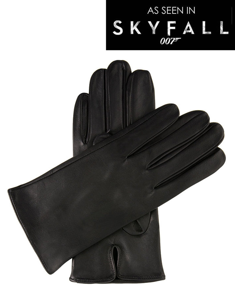 Dents - James Bond Skyfall - Black - Apparelly Gloves