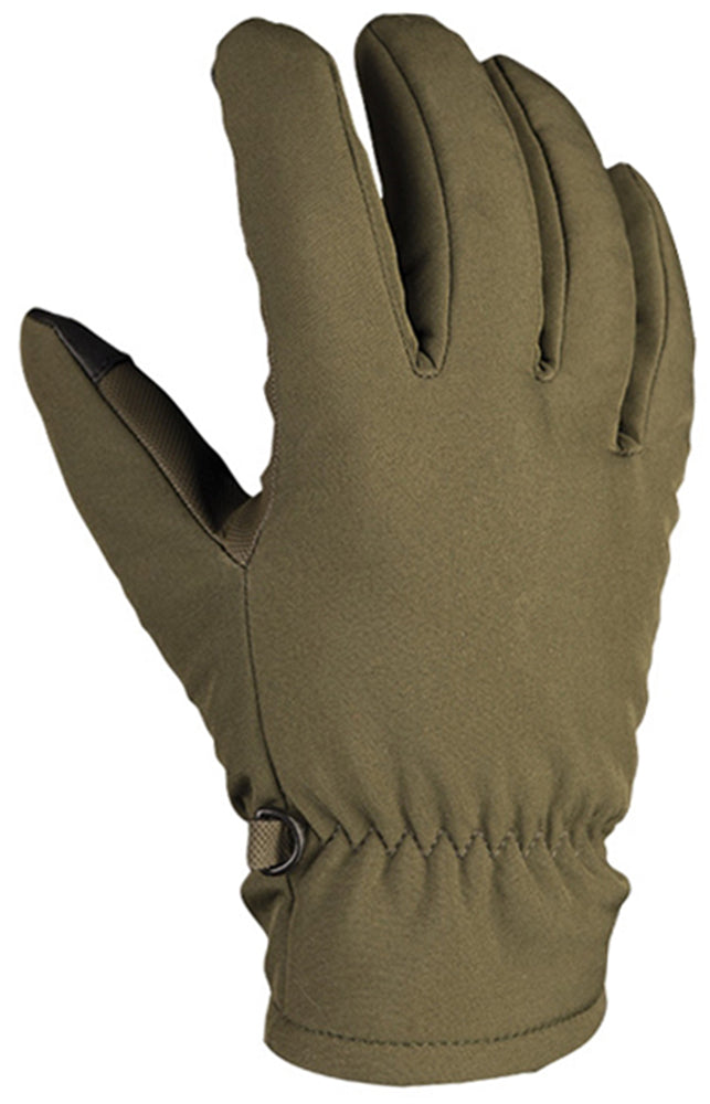 Mil-Tec Mens Touch Gloves Olive size L