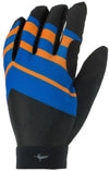 Sealskinz - Dragon Eye MTB Ultralite - Black/Blue/Orange