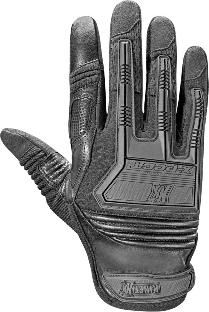 KinetiXx X-Pect Black Gloves