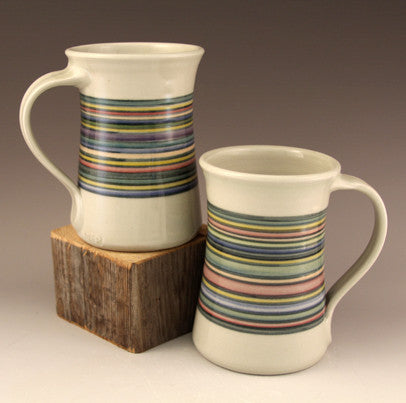 Medium Mug in Stripes