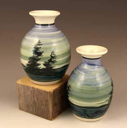 Small Twilight Vase