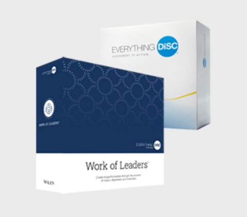 Everything DiSC Work Of Leaders FACILITATION KIT