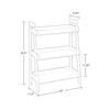 Kids 3-Tier Ladder Shelf