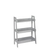 RiverRidge® Amery Collection 3-Tier Ladder Shelf in Gray
