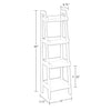 Kids 4-Tier Ladder Shelf