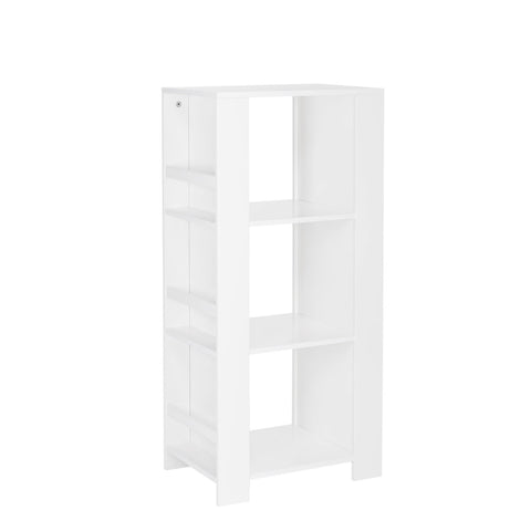 Book Nook Kids Cubby Storage Tower with Bookshelves