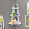Kids Corner Ladder Wall Shelf