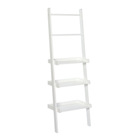 Bath Ladder Shelf and Towel Bar