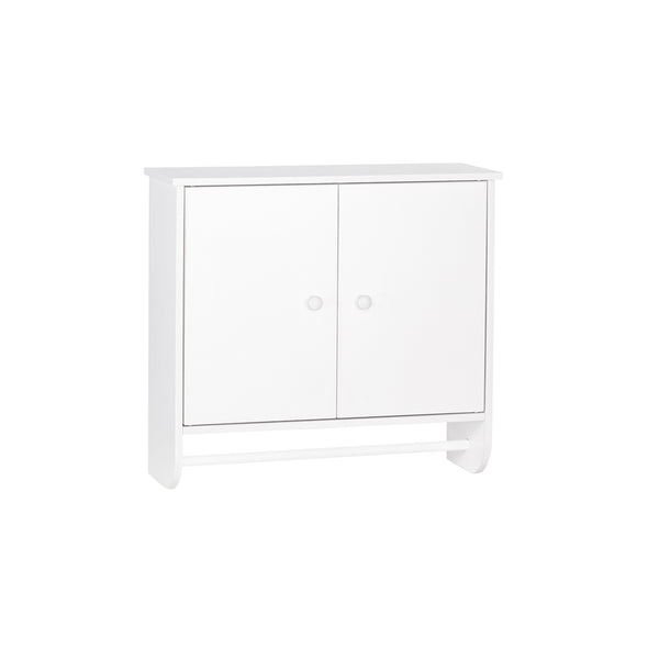 Medford Wall Cabinet with Towel Bar