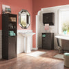 Ashland 1 Door, 3 Drawer Floor Cabinet
