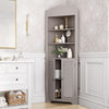 Ellsworth Tall Corner Cabinet