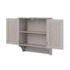 Ellsworth Two-Door Wall Cabinet