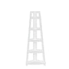 Kids 5-Tier Corner Ladder Shelf