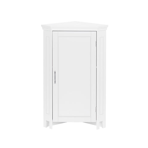 Somerset Single Door Corner Cabinet