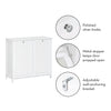 Ellsworth Double Tilt-Out Laundry Hamper