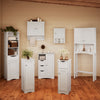 Ashland Slim Single Door Cabinet