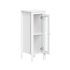 Prescott Single Door Floor Cabinet