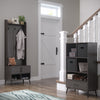 Woodbury Storage Cabinet with Cubbies and Drawer