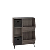 Woodbury Storage Cabinet with Cubbies and Veggie Bins