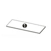 Ashland Two Door Wall Cabinet - Part 01 - Top Board