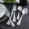 46-Piece Personalized Flatware - Marina Pattern
