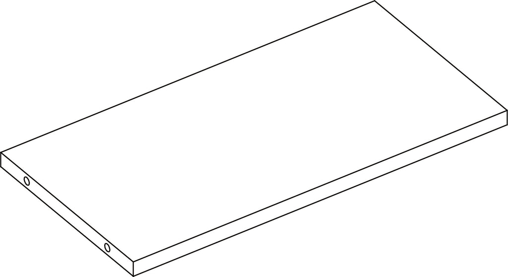 Kids Catch-All Toy Box - Part 05 - Side Panel